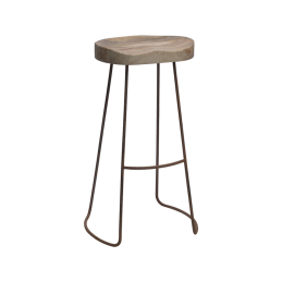 tall-natural-mango-wood-and-rustic-iron-loko-stool-by-nkuku