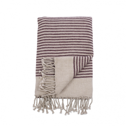 etawah-wool-throw-cream-burgundy-by-nkuku