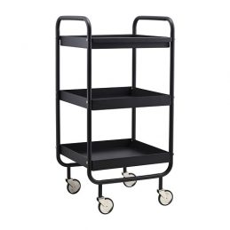 black-multifunctional-trolley-table-by-house-doctor