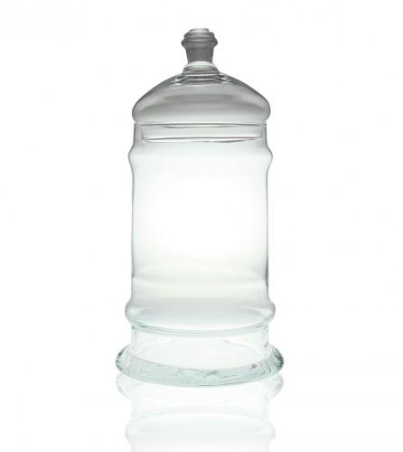 3-5-ltr-clear-glass-storage-pasta-spaghetti-cookie-biscuit-jar