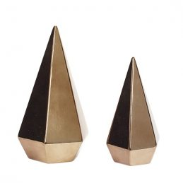 modern-copper-ceramic-christmas-tree-set-of-2-danish-design-by-hubsch
