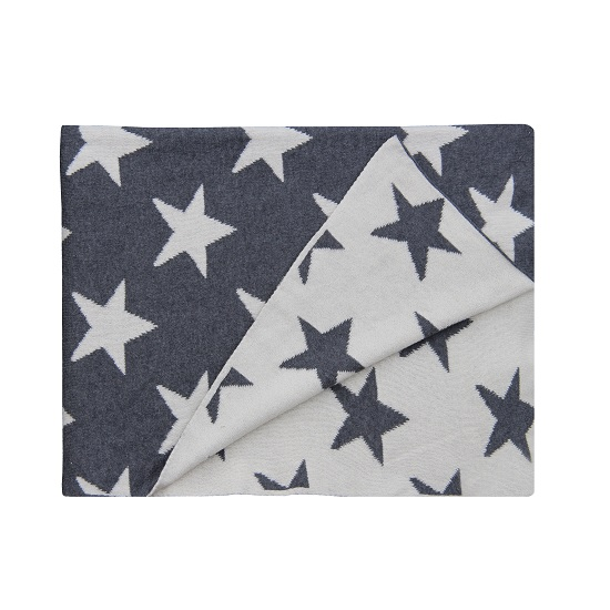 100-cotton-throw-stars-white-grey-blanket-by-home-interiors