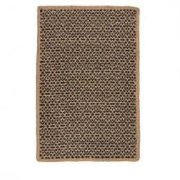 cotton-jute-rug-with-black-zigzag-pattern-90-cm-by-ib-laursen