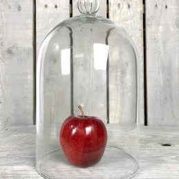 large-mouth-blown-glass-display-cover-cloche-bell-jar-dome-centrepiece-30-cm