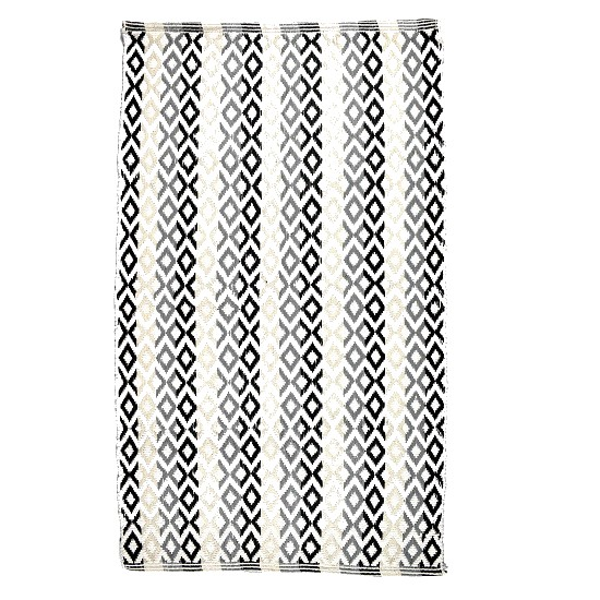 100-cotton-pattern-rug-grey-beige-70-x-115-cm