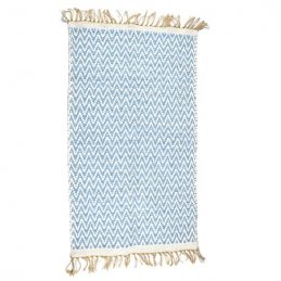 jute-recycled-cotton-reversible-blue-rug-70-x-115-cm-by-indra
