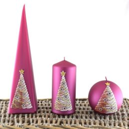 christmas-candles-set-of-3-burgundy-winter-tree