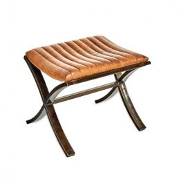 narwana-ribbed-aged-leather-footstool-by-nkuku