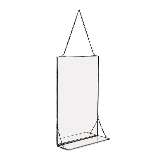antique-zinc-wall-hanging-mirror-kiko-with-shelf-40cm-by-nkuku