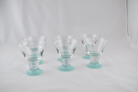 set-of-6-ice-cream-desert-party-footed-glass-bowls-200-ml-mint