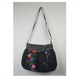 hand-made-shoulder-bag-black-with-flowers