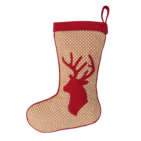 christmas-stocking-sack-with-red-reindeer-66-cm-by-home-interiors