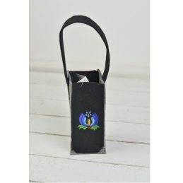 felt-wine-bottle-holder-bag-grey-black