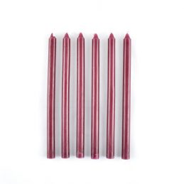set-of-10-unscented-burgundy-pillar-candles-perfect-for-lantern-or-dinner-table-20-cm