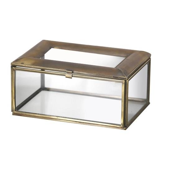 Groovy Pandora Glass Brass Display Jewellery Box By Parlane Dailytribune Chair Design For Home Dailytribuneorg