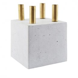 square-candle-stand-with-four-brass-candle-holders-by-house-doctor