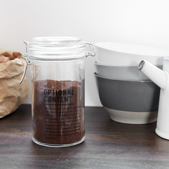 decorative-preserving-storage-glass-jar-container-with-lid-450-ml-by-house-doctor