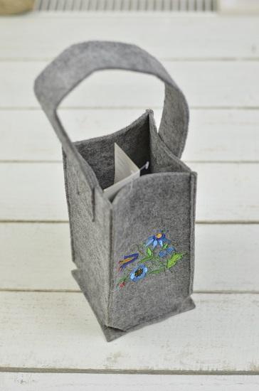 felt-wine-bottle-holder-bag-grey