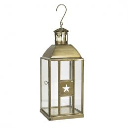 brass-glass-lantern-with-star-on-the-door-pillar-candle-holder-danish-design-ib-laursen