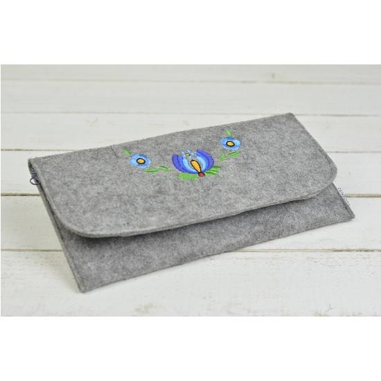 hand-made-women-felt-envelope-evening-handbag-purse-wallet