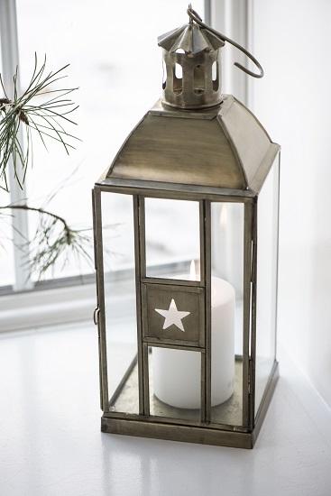 brass-glass-lantern-with-star-on-the-door-pillar-candle-holder-danish-design-ib-laursen