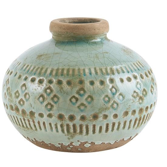 ceramic-vase-crackled-ocean-green-by-ib-laursen