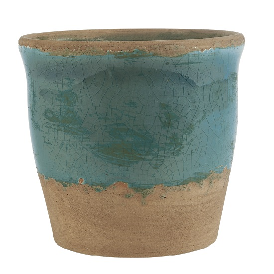 ceramic-pot-crackled-ocean-blue-by-ib-laursen