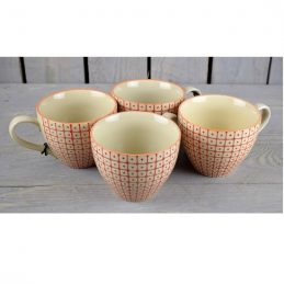 beautiful-retro-carla-tea-coffee-cup-red-set-of-4-danish-desig-by-bloomingville