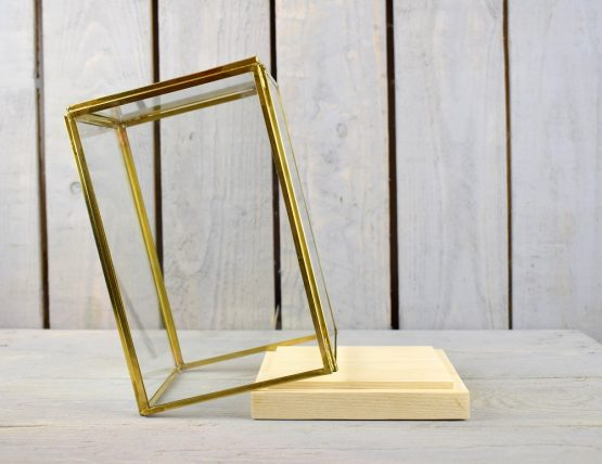 glass-and-brass-display-showcase-box-with-wooden-base-tall-23-5-cm