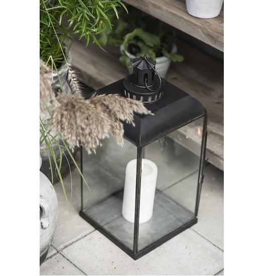 glass-lantern-pillar-candle-holder-with-hook-danish-design-ib-laursen-47-cm