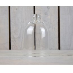 small-mouth-blown-glass-display-cover-cloche-bell-jar-dome-centrepiece-16-cm