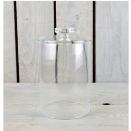medium-mouth-blown-glass-display-bell-cover-cloche-dome-centrepiece-20-cm