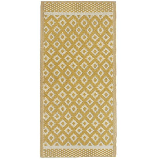 yellow-rug-pattern-recycled-plastic-by-ib-laursen-180x90-cm-outdoor-area-rug