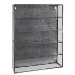 wall-hanging-storage-cabinet-with-4-shelves-glass-door-by-ib-laursen