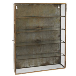 brass-wall-hanging-storage-cabinet-with-4-shelves-glass-door-by-ib-laursen