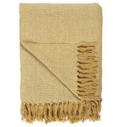 100-cotton-throw-cream-and-yellow-zig-zag-pattern-blanket-by-ib-laursen