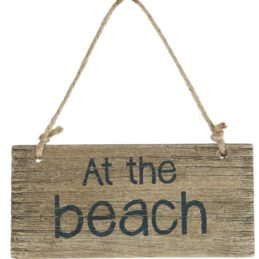 wooden-sign-at-the-beach-by-ib-laursen
