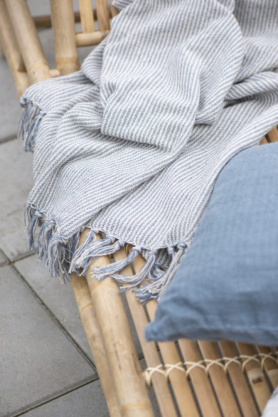 100-cotton-throw-cream-and-light-blue-small-stripes-blanket-by-ib-laursen