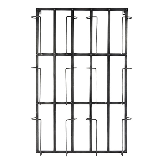 magazine-holder-rack-for-wall-with-6-rooms-danish-design-by-ib-laursen
