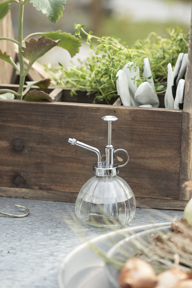 Glass Sprayer Container For Plants Design By Ib Laursen