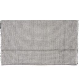 cotton-table-runner-black-white-50x150-cm-by-ib-laursen