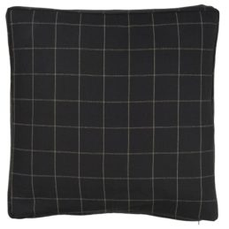 cushion-cover-black-45x5x45-cm-by-ib-laursen