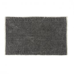 cotton-rectangle-placemat-heat-proof-table-mats-black-30x50cm-by-ib-laursen