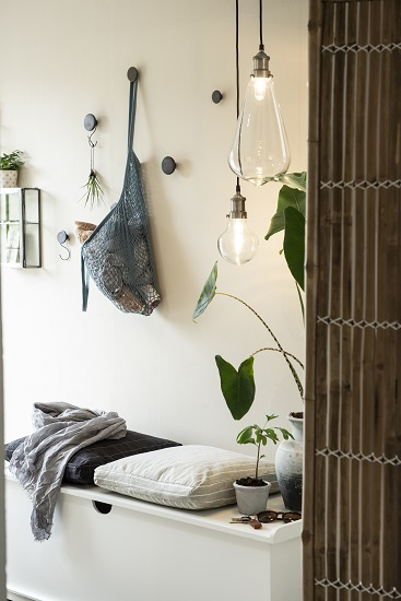 cushion-cover-black-45x5x45-cm-by-ib-laursen