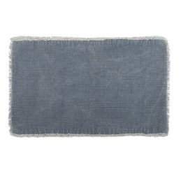 cotton-rectangle-placemat-heat-proof-table-mats-dusty-blue-30x50cm-by-ib-laursen