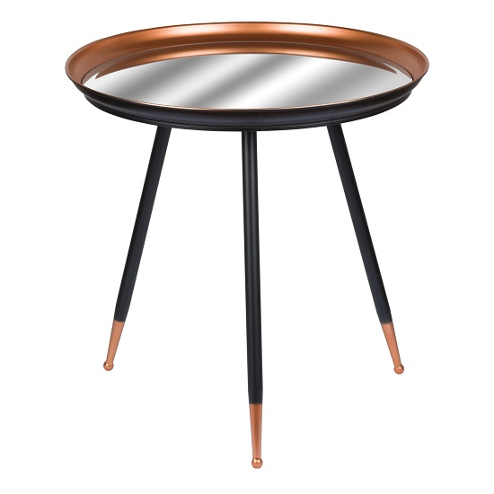 antique-copper-effect-side-table-by-hill-interiors