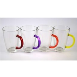 set-of-4-glasses-tea-mugs-multicoloured-handle-300ml