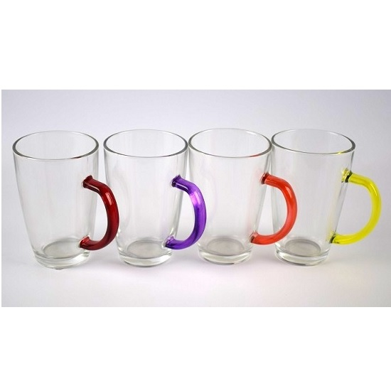 set-of-4-glasses-tea-mugs-multicoloured-handle-300ml