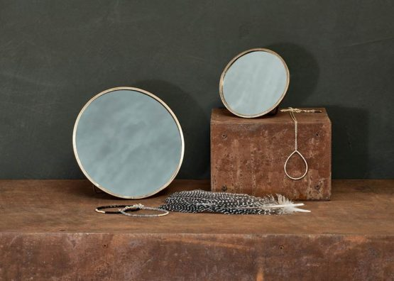 kiko-round-standing-small-mirror-antique-brass-by-nkuku