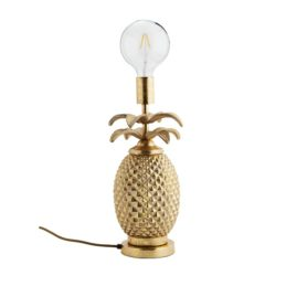 beautiful-gold-pineapple-table-lamp-by-madam-stoltz